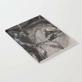 Arabian Knight Notebook