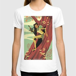 Queen of Swords T-shirt