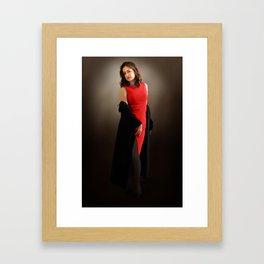 Romantic Paris Framed Art Print