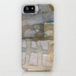 Inquiry iPhone Case