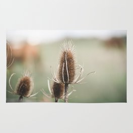 Field of Cattails Rug