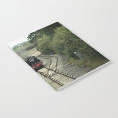 Royal Scot at Tiverton Junction Notebook