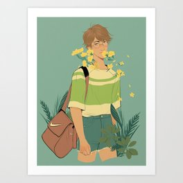 Summer Vibes 02 Art Print