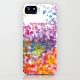 Hawaiian Diamond Header 1 iPhone Case