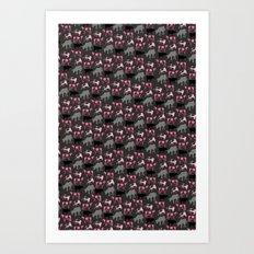 caMOOuflage Art Print