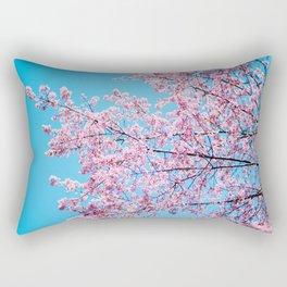 Sakura 05 Rectangular Pillow
