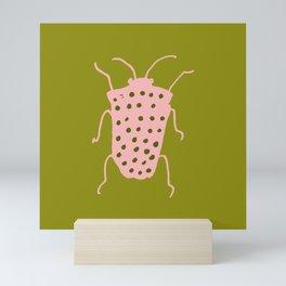 arthropod green I Mini Art Print