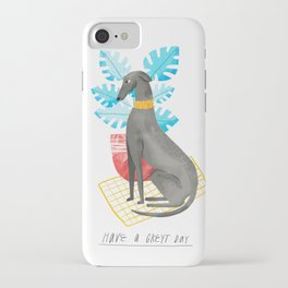 Have a Greyt Day iPhone Case