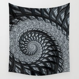 The Daily News - Fractal Art Wall Tapestry