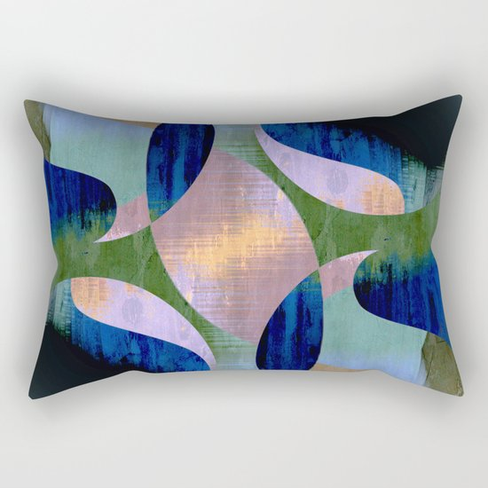 ijamo VII Rectangular Pillow