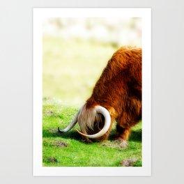 Wooly Bully Art Print