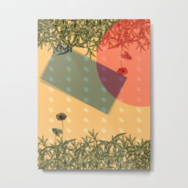 Plants 01 Metal Print