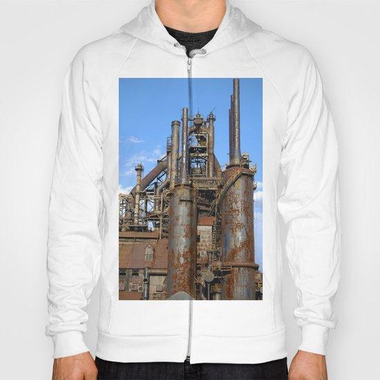 Bethlehem Steel Blast Furnace 3 Hoody