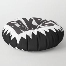 Fake news Floor Pillow
