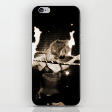 When Will They Burn? iPhone Skin