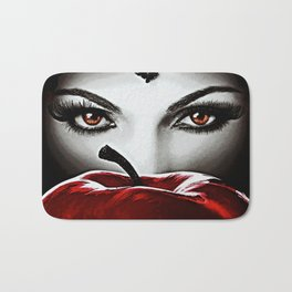 Once Upon A Time - Evil Heart Bath Mat