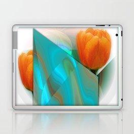 Tulip Sunrise Laptop & iPad Skin