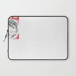 Imperfect Love Laptop Sleeve