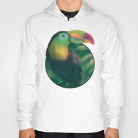 tropical Hoodies featuring Tropical by Ben Geiger
