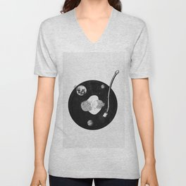 Let's play our favorite note. Unisex V-Neck