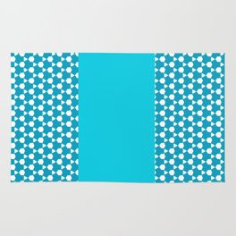 Turquoise Pattern 1.2 Rug