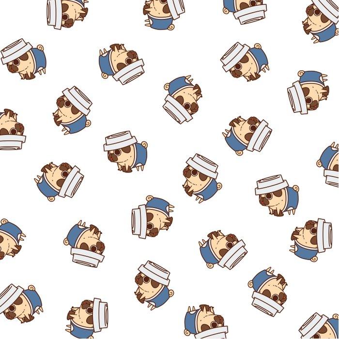 Puglie Coffee Duvet Cover