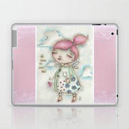 A Hope-Spreading Fairy Laptop & iPad Skin
