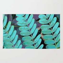 Young Leaves Rug