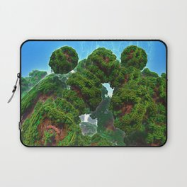 Bacterium Hedgerow Laptop Sleeve