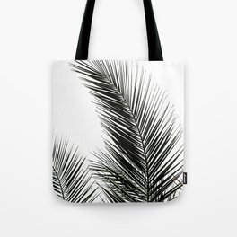 Palm Leaves Tote Bag