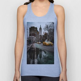 23rd Street Puddles Unisex Tank Top