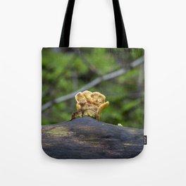 Fungal remains Tote Bag