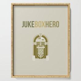 JukeBoxHero Serving Tray