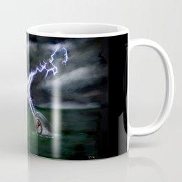 Shark vs. Narwhal  Coffee Mug