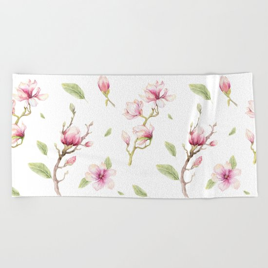 Spring is in the air #30 Beach Towel