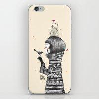 musa iPhone & iPod Skins featuring Musa by Charlotte_khm