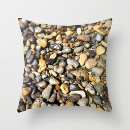 Magic Rocks Throw Pillow