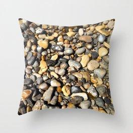 Magic Rocks Throw Pillow