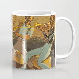 African American Masterpiece 'Harlem Musicians' by Elizabeth Olds Coffee Mug
