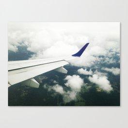 Aviate Canvas Print