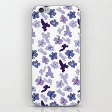 Jacaranda iPhone & iPod Skin
