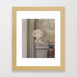 Ghost no. 2 Framed Art Print
