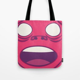 s6 tee face Tote Bag