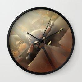 Mae - Eff The Police Wall Clock
