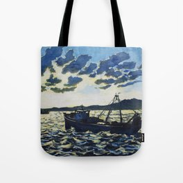 Fishing 1 Tote Bag