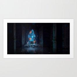 Portal Art Print