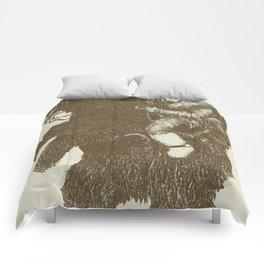 Bearpoleon Comforters
