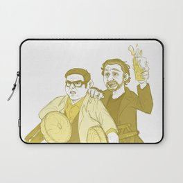the world's end Laptop Sleeve