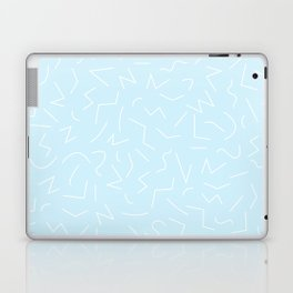 IZZY ((baby blue)) Laptop & iPad Skin