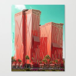 VAZO KULE Canvas Print